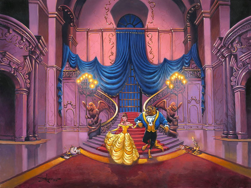 Tale As Old As Time by Rodel Gonzalez