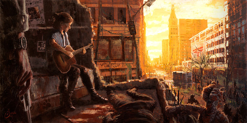 The Last of Us by Christopher Clark