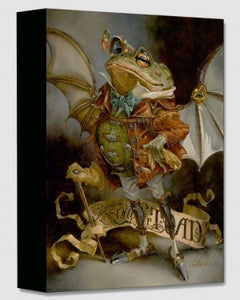 """The Insatiable Mr. Toad"" by Heather Edwards"