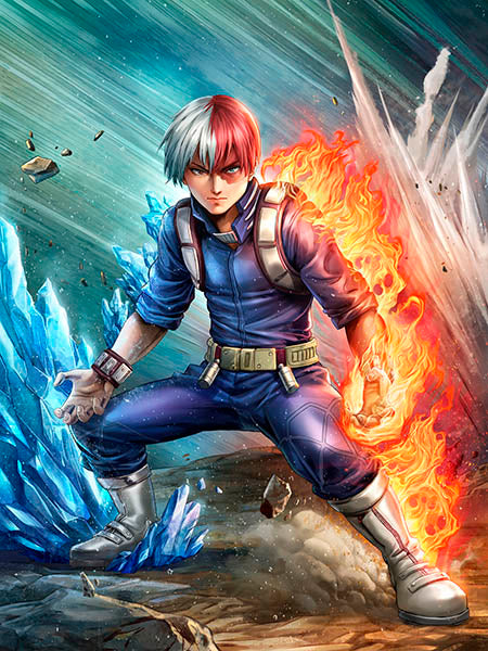 Todoroki by Dominic Glover