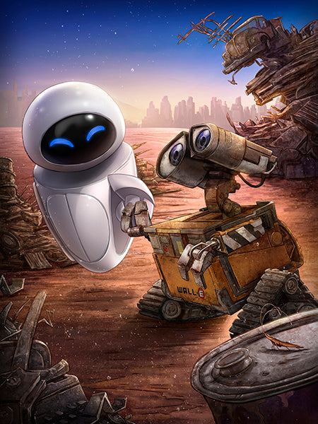 Wall-E by Dominic Glover