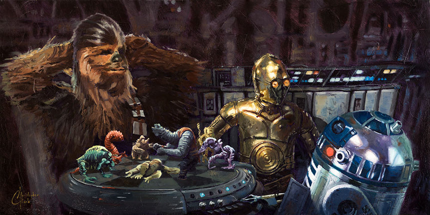 Let the Wookie Win by Christopher Clark