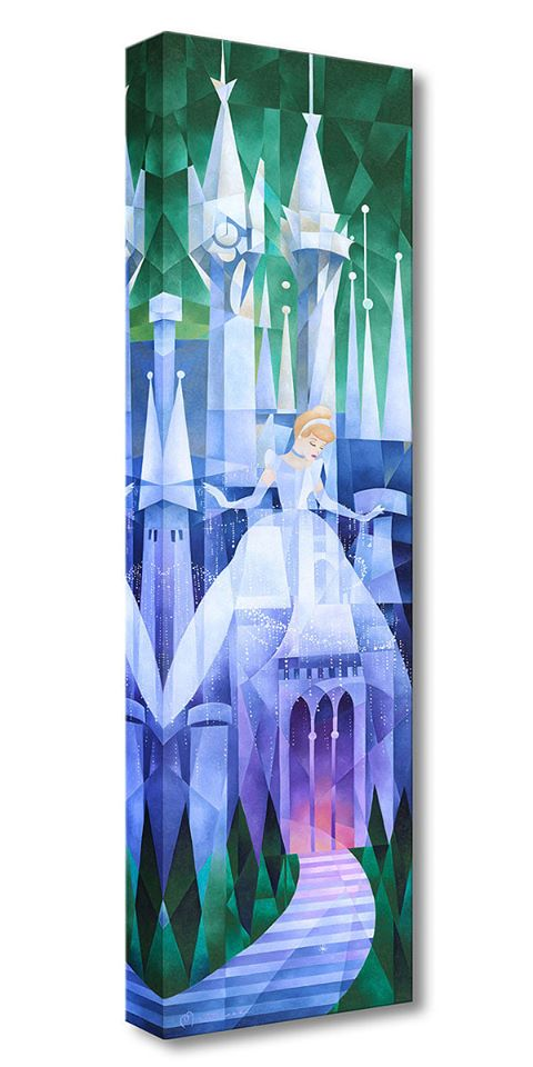 """Cinderella's Castle"" by Tom Matousek"