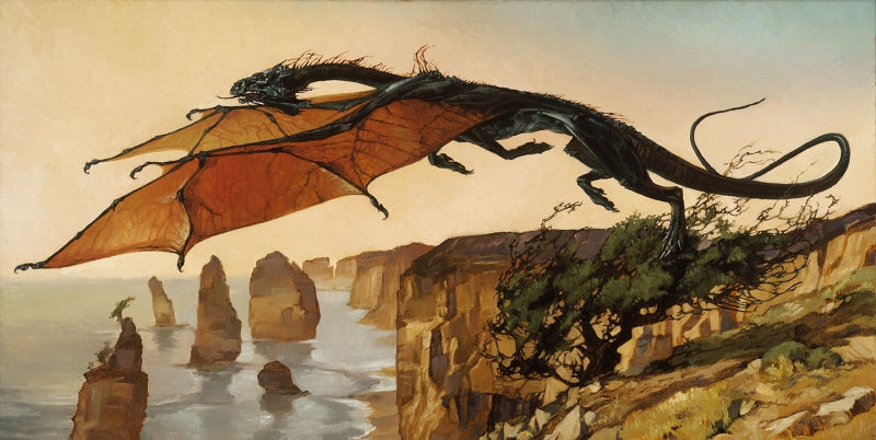 """Air Dragon"" by Heather Edwards"