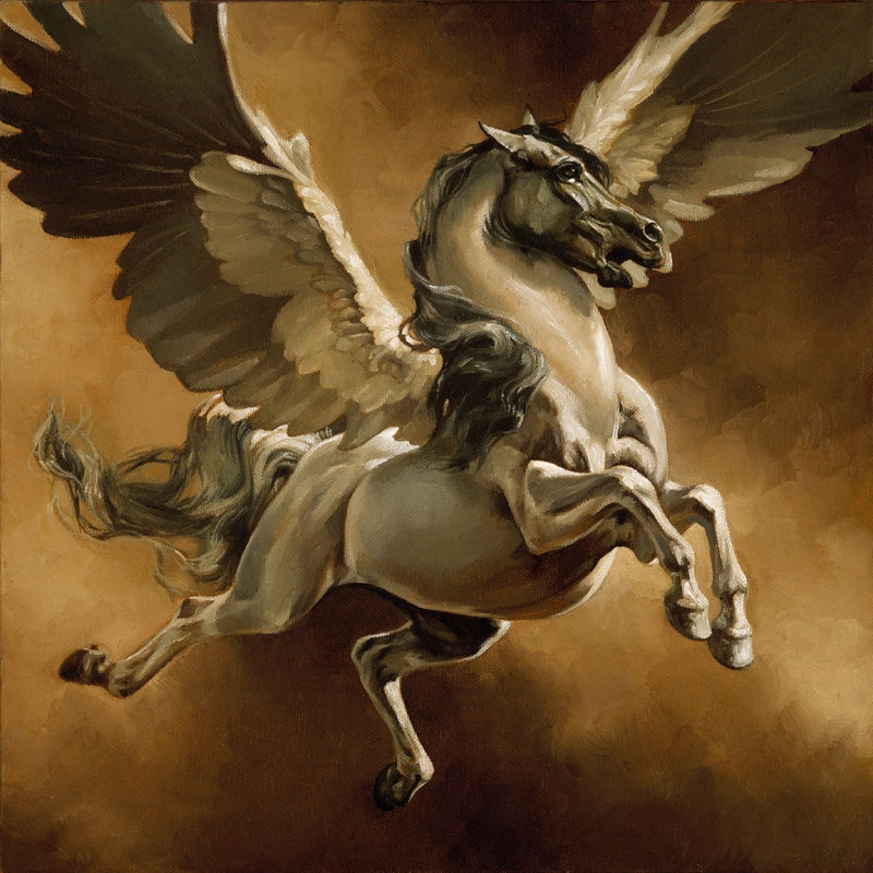 """Pegasus I"" by Heather Edwards"