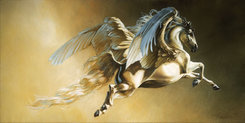 """Pegasus II"" by Heather Edwards"