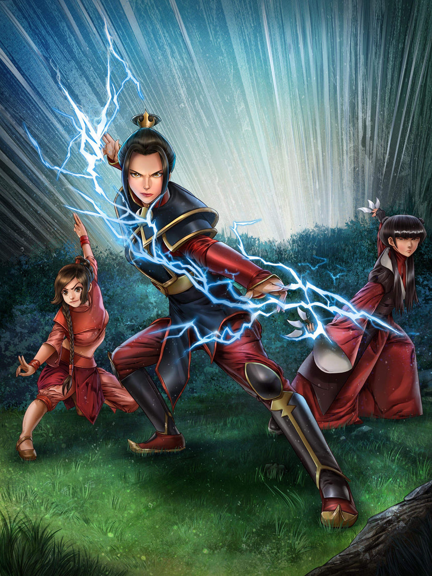 Team Azula by Dominic Glover