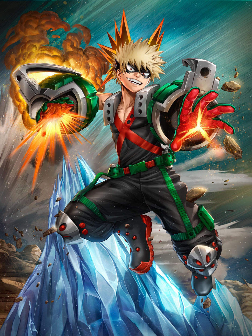 Bakugo by Dominic Glover