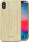 iPhone X/Xs Wood Bamboo AER Series (AFIX+ Magnetic Mount Included)