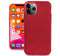 Evutec Ballistic Nylon iPhone 11 Pro Max Unique Heavy Duty Premium Protective Military Grade Shockproof Phone Case Cover Magnetic Mount Included Red