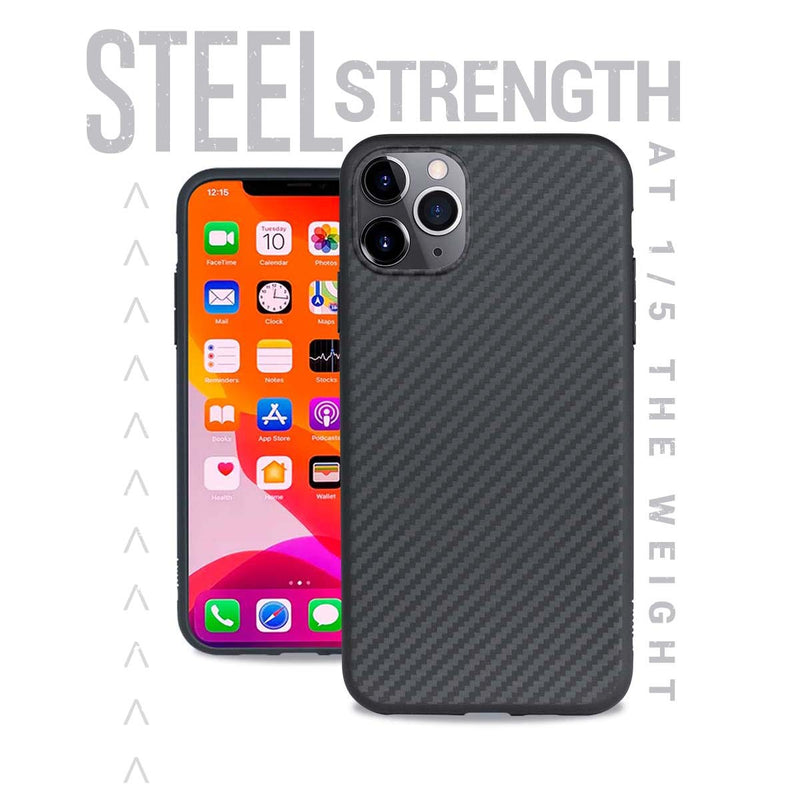 Evutec Slim Light Smooth Case with Vent Mount for iPhone 11 Pro Max