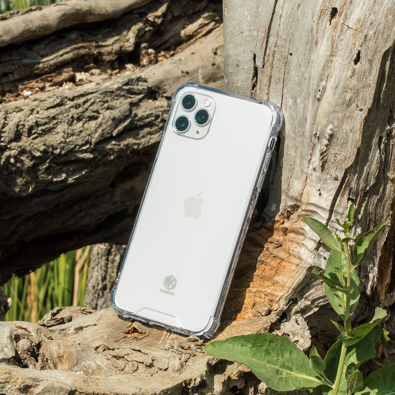 Karbon Light Weight Clear Protective Case for iPhone 11 Pro Max