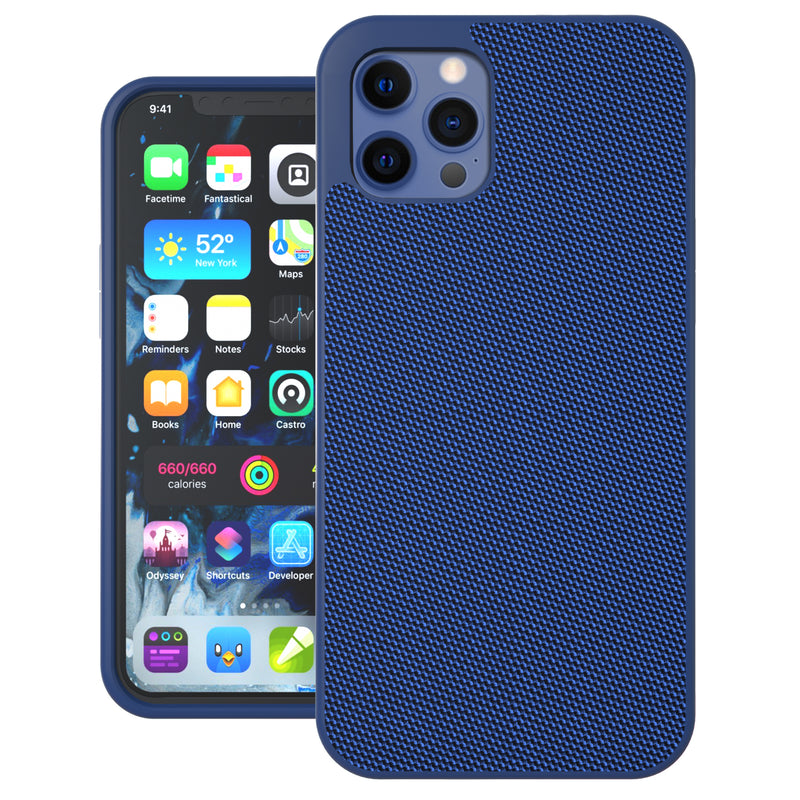 Evutec Ballistic Nylon Phone Case with Vent Mount for iPhone 12 mini