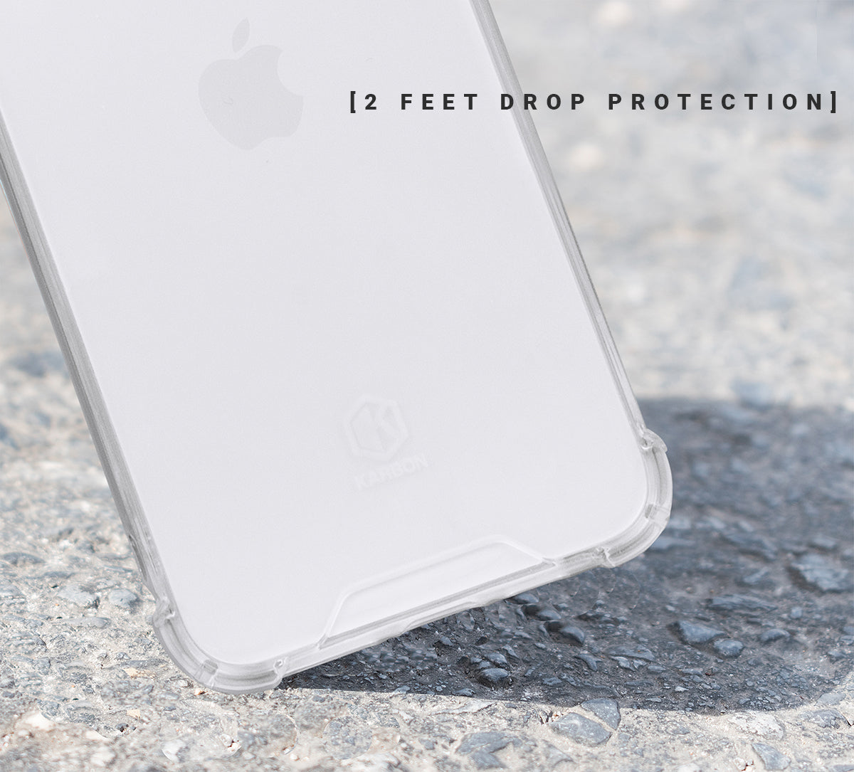 Karbon Light Weight Clear Protective Case for iPhone 11 Pro