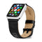 Evutec iWatch 38mm & 40mm Leather Premium Fabric Hand Stitched Watch Band Strap Series 4/3/2/1