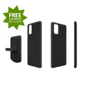 Evutec Ballistic Nylon Case with AFIX+ Vent Mount for Samsung S20