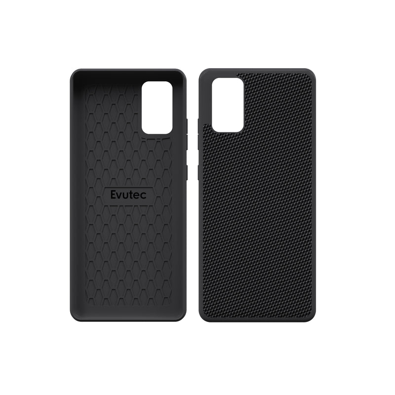 Evutec Ballistic Nylon Case with AFIX+ Vent Mount for Samsung S20+