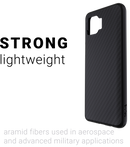 Evutec AER Karbon Case for Motorola one 5g