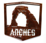 Arches National Park - Custom Magnet