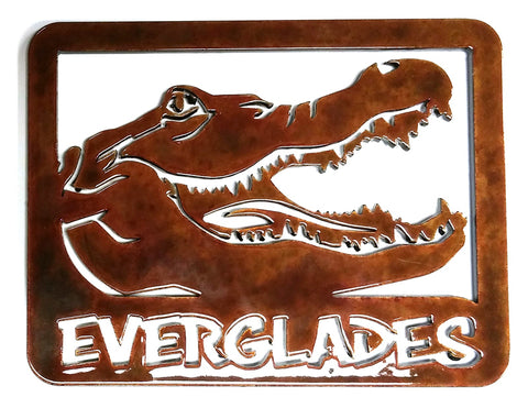 Everglades - Custom Magnet