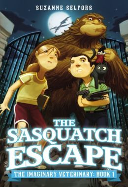 The Sasquatch Escape -The Imaginary Veterinary Book 1
