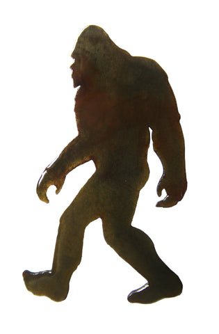 Bigfoot Walking Large - Magnet