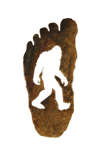 Bigfoot Footprint - Magnet