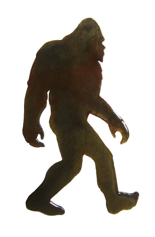 Bigfoot Walking Small - Magnet