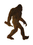 Bigfoot with Wine Bottle - Magnet