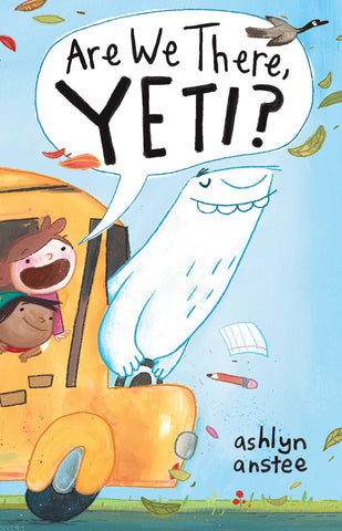 Are We There - Yeti?