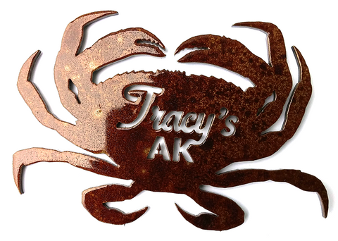 Tracys Crab Shack - Custom Magnet