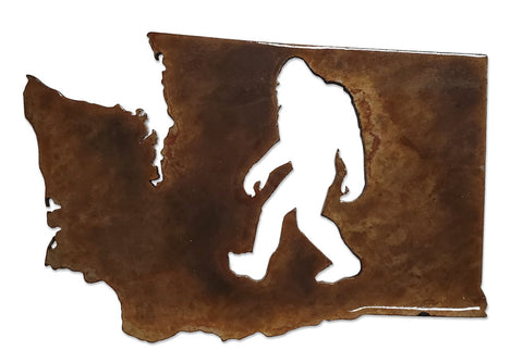 Washington Bigfoot - Magnet