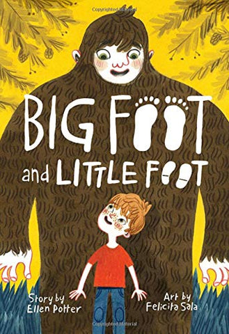 Big Foot and Little Foot -Book #1