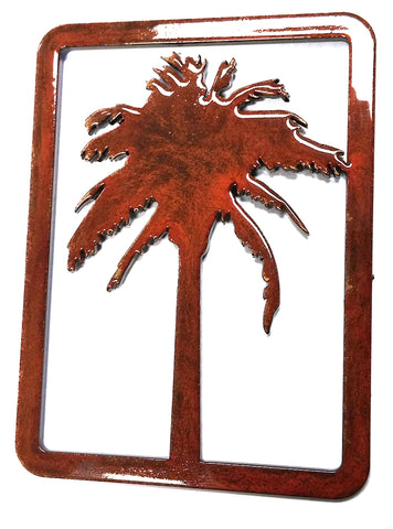 Palm Tree - Magnet