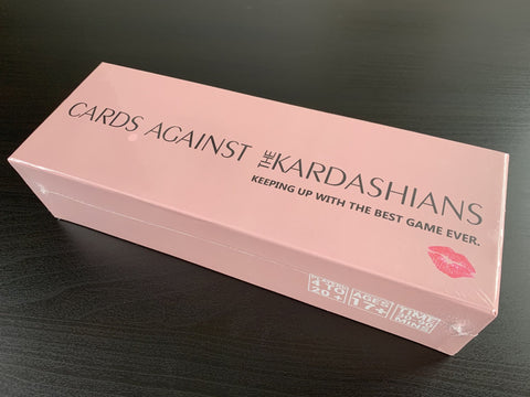 New Cards Against The Kardashians