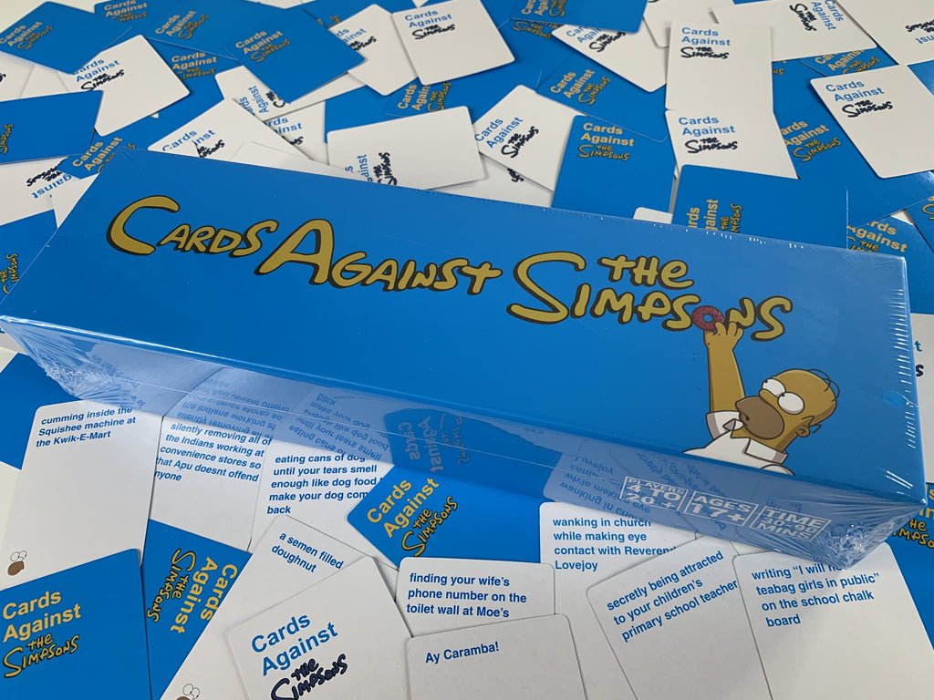 New Cards Against Simpsons