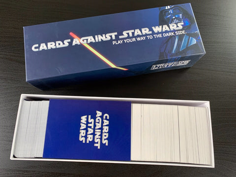 New Cards Against Star Wars