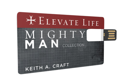 Mighty Man Collection USB