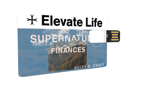 Supernatural Finances USB