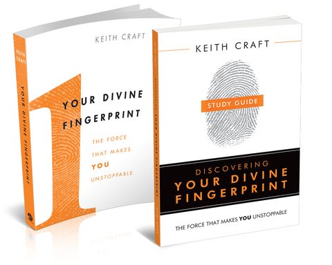 Fingerprint Book Bundle