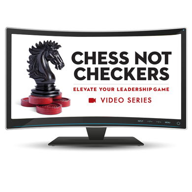 Chess Not Checkers: Video Series