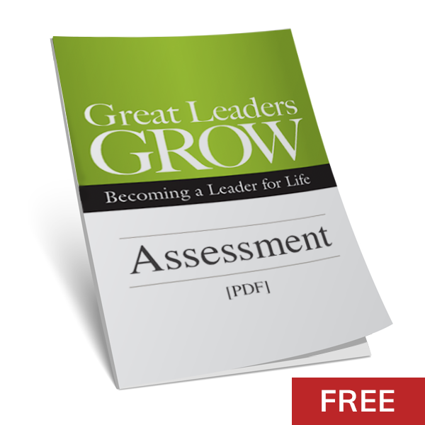 Great Leaders Grow: Assessment