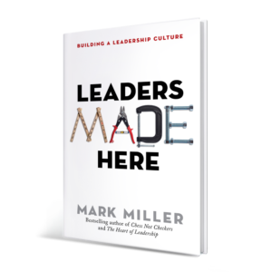 Leaders Made Here: Building a Leadership Culture (Hardcover Book)