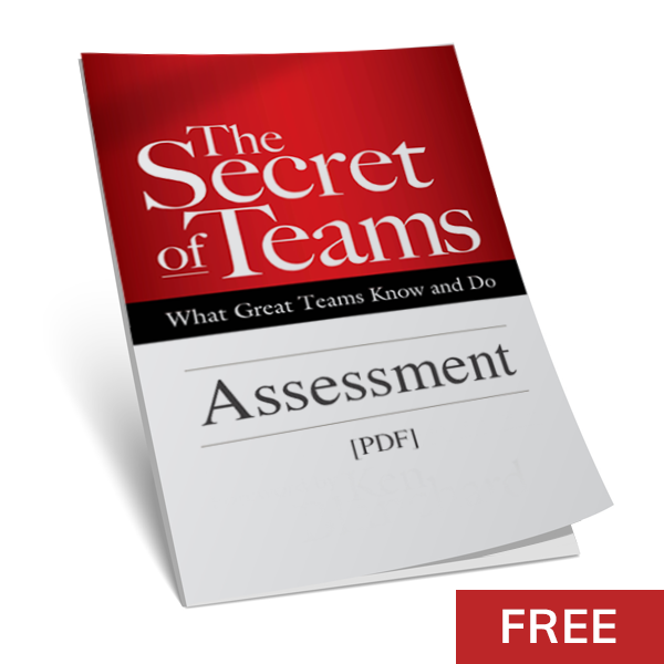 The Secret of Teams: Assessment