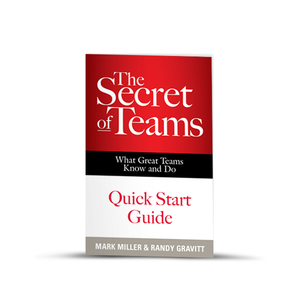 The Secret of Teams: Quick Start Guide
