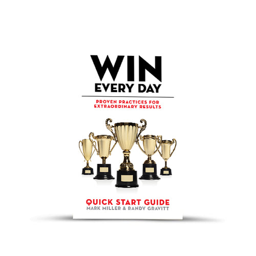 Win Every Day: Quick Start Guide