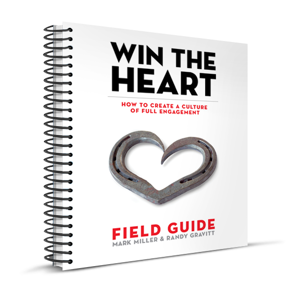 Win the Heart: Field Guide (Spiral Bound Edition)