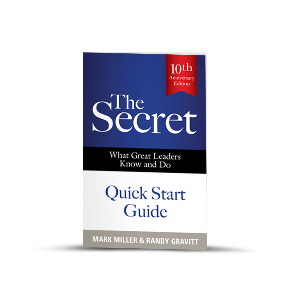 The Secret: Quick Start Guide
