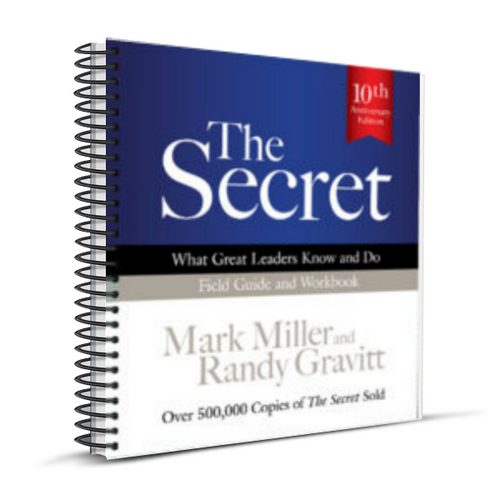 The Secret: Field Guide (Spiral Bound Edition)