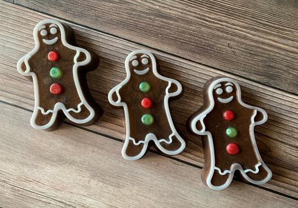 Goat Milk & Glycerin Gingerbread Men